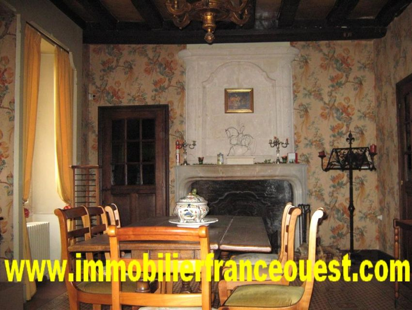 immobilier Sarthe (72):7. Salle à manger.