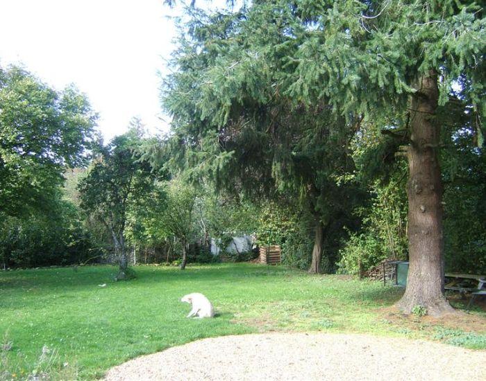 propriété villageoise en Haut -Anjou région de Chateau-Gontier.