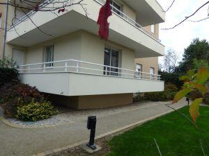 Appartement en résidence avec ascenseur à Sablé sur Sarthe centre ville à vendre