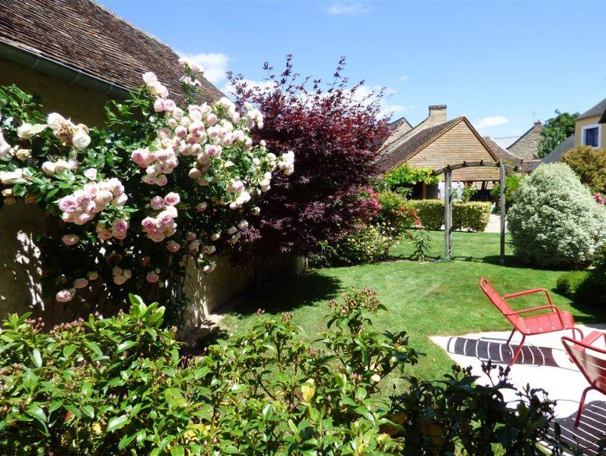 Authentique maison villageoise en Sarthe - proximité Sablé sur Sarthe - gare TGV