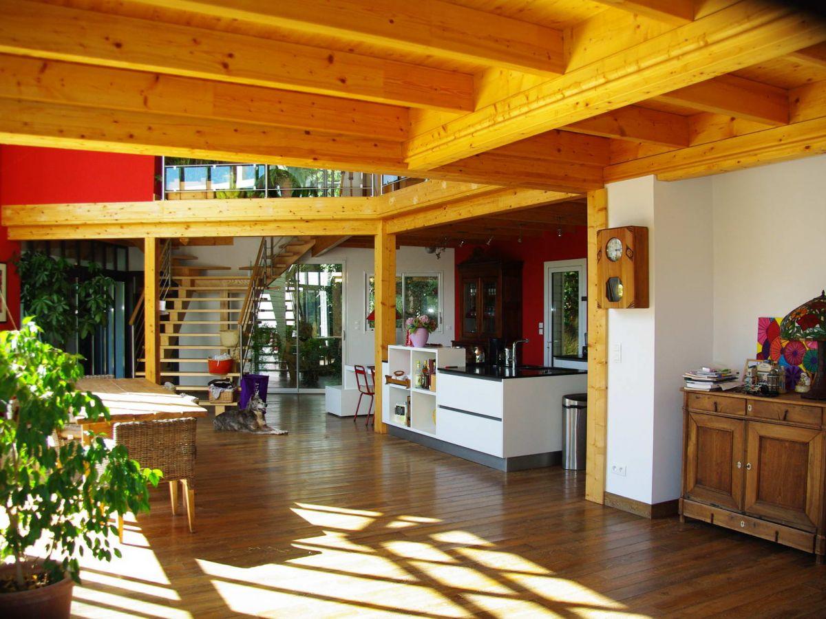 villa contemporaine mayenne 53 maison de grand standing avec piscine int rieure appartement. Black Bedroom Furniture Sets. Home Design Ideas