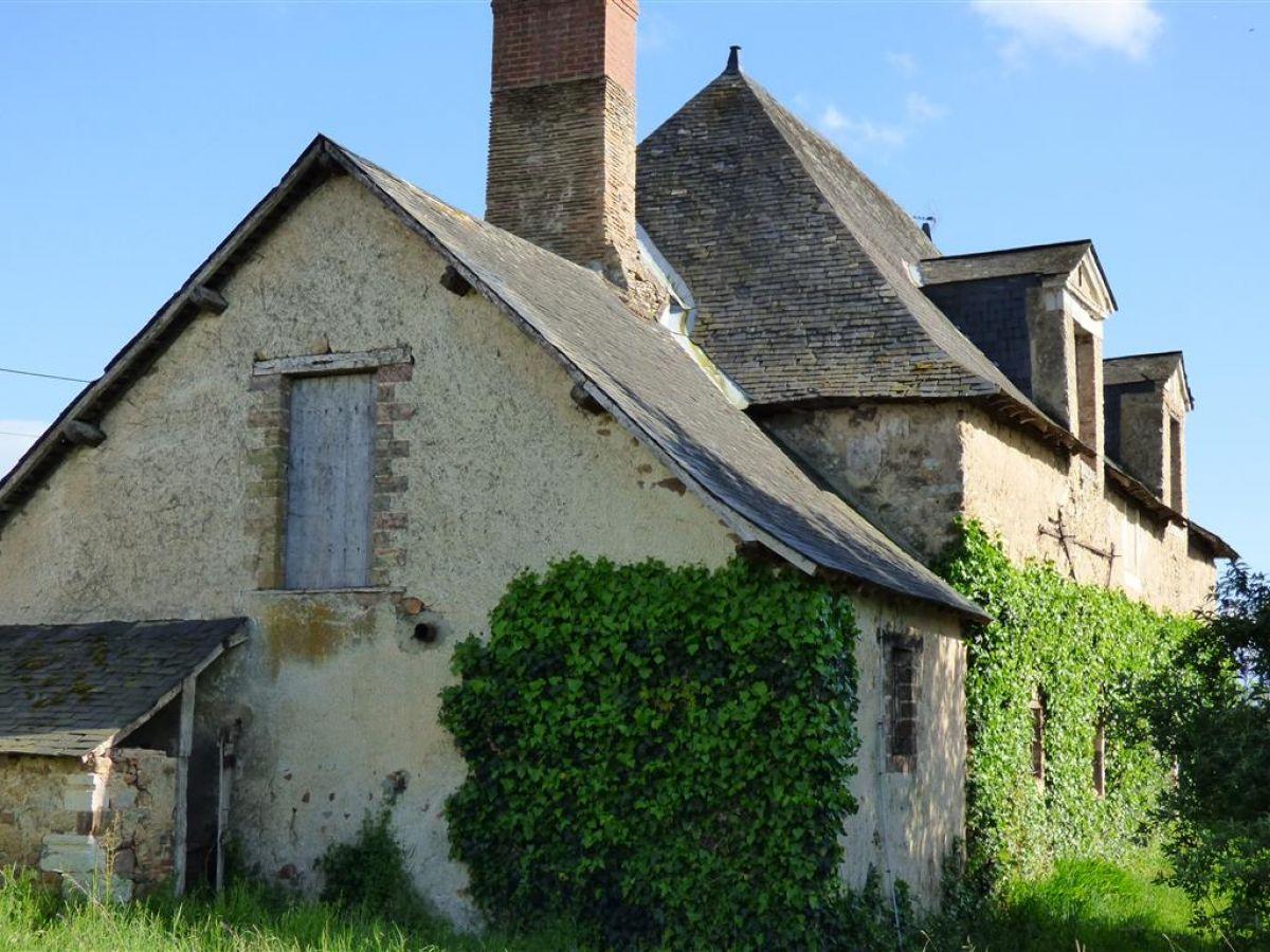 Maisons a renover maison toulouse vente maison vente for Acheter une maison dans le perche