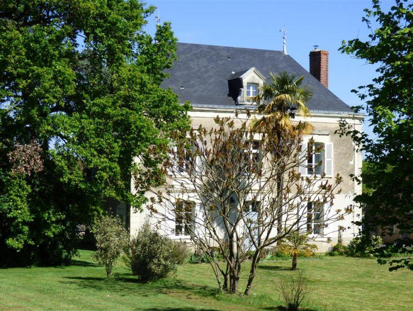 Proprieté XIXème - Maison bourgeoise en Haut Anjou