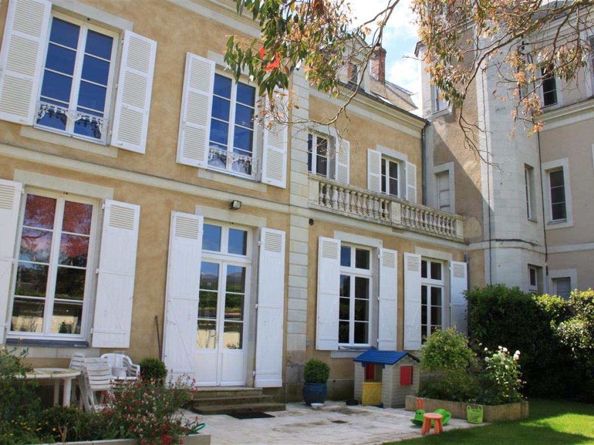 Maison bourgeoise angers et proximit 25 minutes for Maison bourgeoise