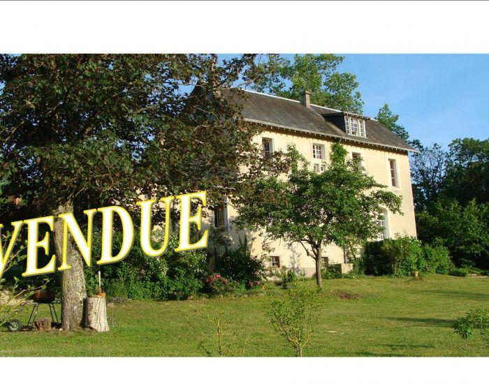Malicorne sur Sarthe - propriete de caractere - proximite - rivière Sarthe