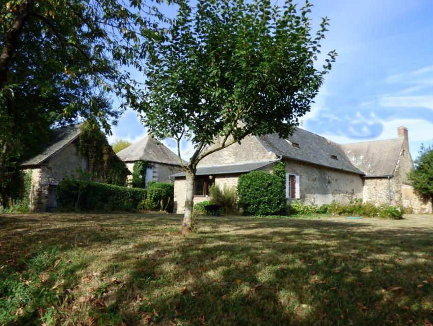 Maison et propriete de caractère - Mayenne Angevine - Haut-Anjou