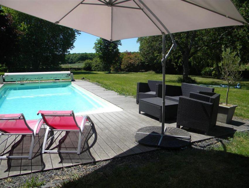 maison de charme et de caractère en Sarthe région de Brulon 72350