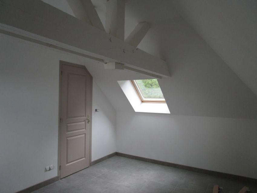 Charmante maison à moins de 20 min de Sablé sur Sarthe chambre