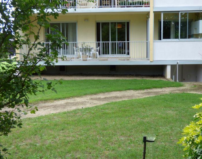 appartement résidentiel sable sur sarthe proche gare et commerces