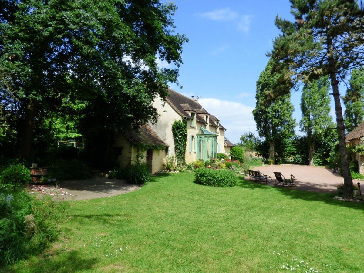 Maison de charme paris maison de caractre 25 km au sudest for Acheter maison campagne proche paris