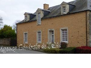 Maison de maître - Propriete villageoise en sarthe - secteur Brulon - Région Sablé - Le Mans  à vendre