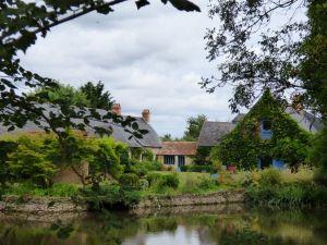 Axes Sablé Angers - demeure de caractere à vendre