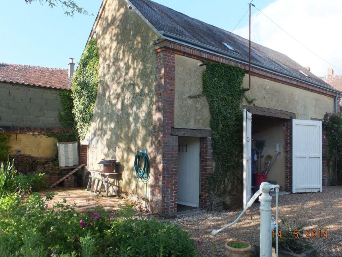 1h30 ouest paris perche maison de caractere xviiieme for Garage paris ouest argenteuil