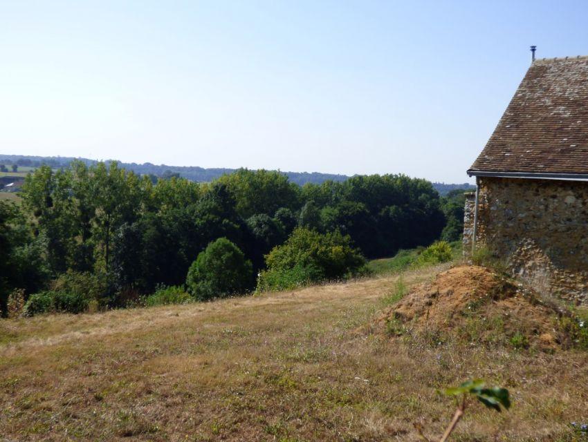 Maison campagne proche Sablé sur Sarthe - sans vis a vis - vue dominante