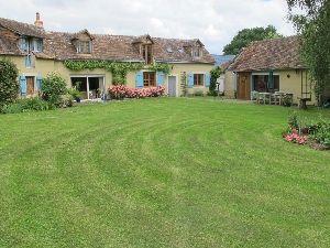 Fermette restaurée en campagne région Brûlon 72350 - axe Sablé - Le Mans à vendre