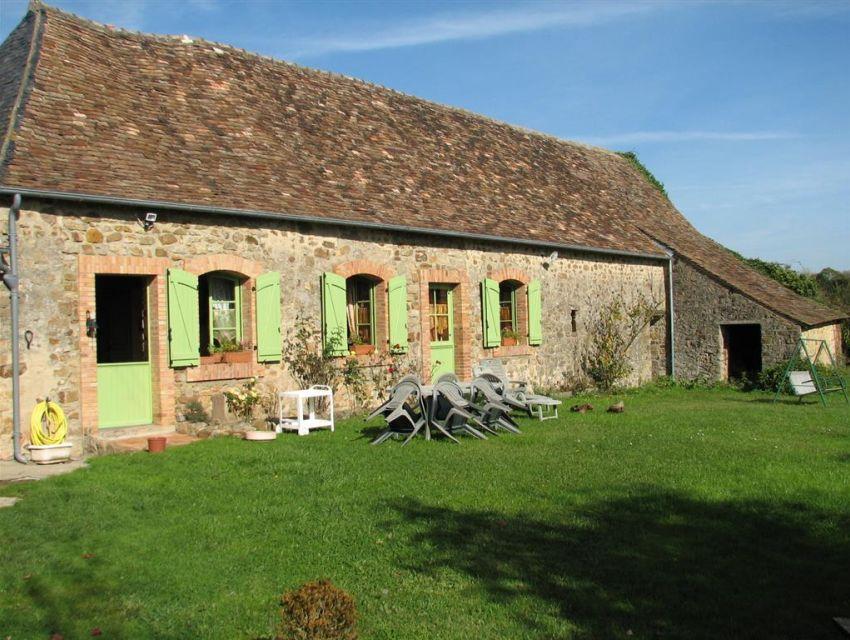 fermette dans le département de la Sarthe - region de Brulon