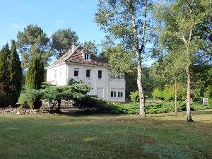 maison de maître proche hopital Sablé - pole sante sarthe et loir - axe sable la fleche à vendre