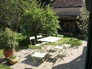 maison a vendre à sablé sur sarthe avec jardin clos sans vis à vis à vendre