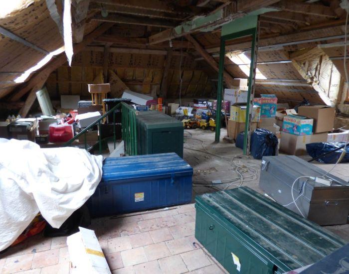 Vente immobili re nos annonces maisons pavillons jusqu for Agrandissement maison grenier