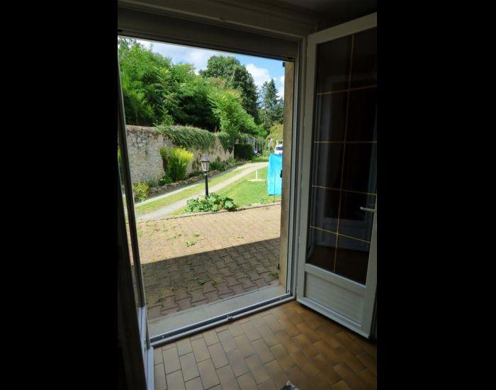 sablé sur Sarthe centre ville - maison avec 5 chambres et bureau