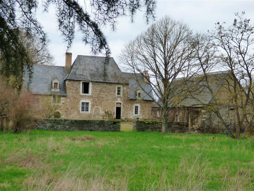manoir en Anjou - région d'Angers - demeure de charme et de caractère