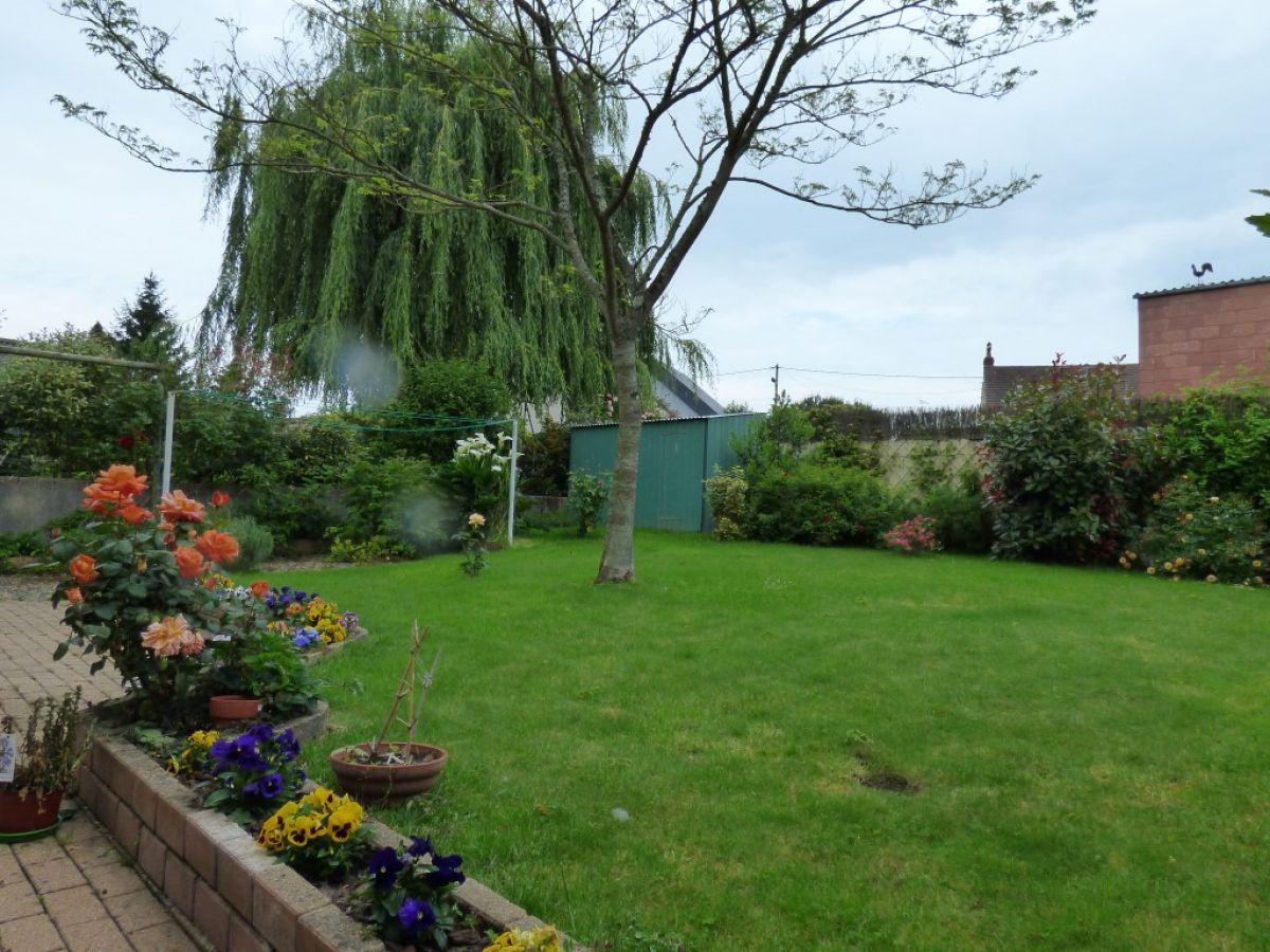 Maison 4 pi ces chambre en plain pied jardin sabl sur for Jardin clos