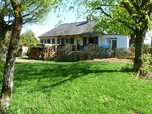 maison proximité sablé avec sous-sol et grand terrain à vendre