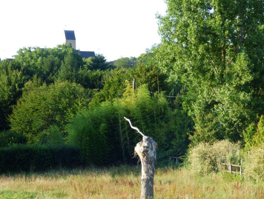 Terrain à bâtir à solesmes hors lotissement proximité de la rivière Sarthe