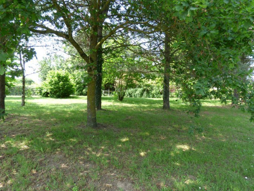 Axe Sablé-La Flèche Pavillon sur terrain 4789 m² planté d'arbres d'ornement et de nombreux fruitiers avec dépendance