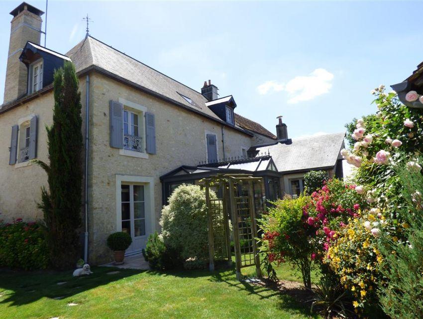 Maison de charme et de caractère en Anou - Région de Sablé sur Sarthe