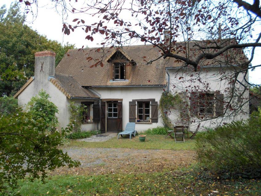 Maison de campagne avec gîte et  vue dominante proximité Malicorne sur Sarthe
