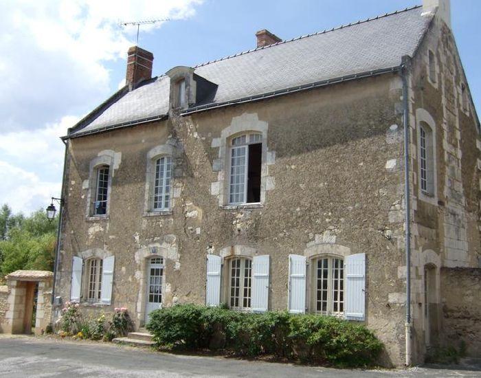 Maison de caractère en pays de Loire (Anjou)