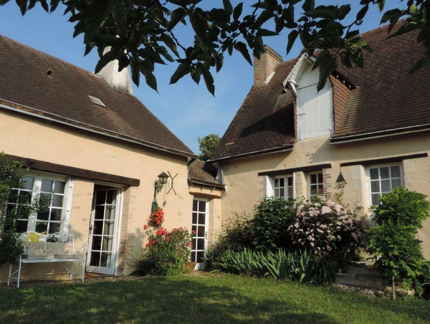 Maison de charme proche de La Suze sur Sarthe