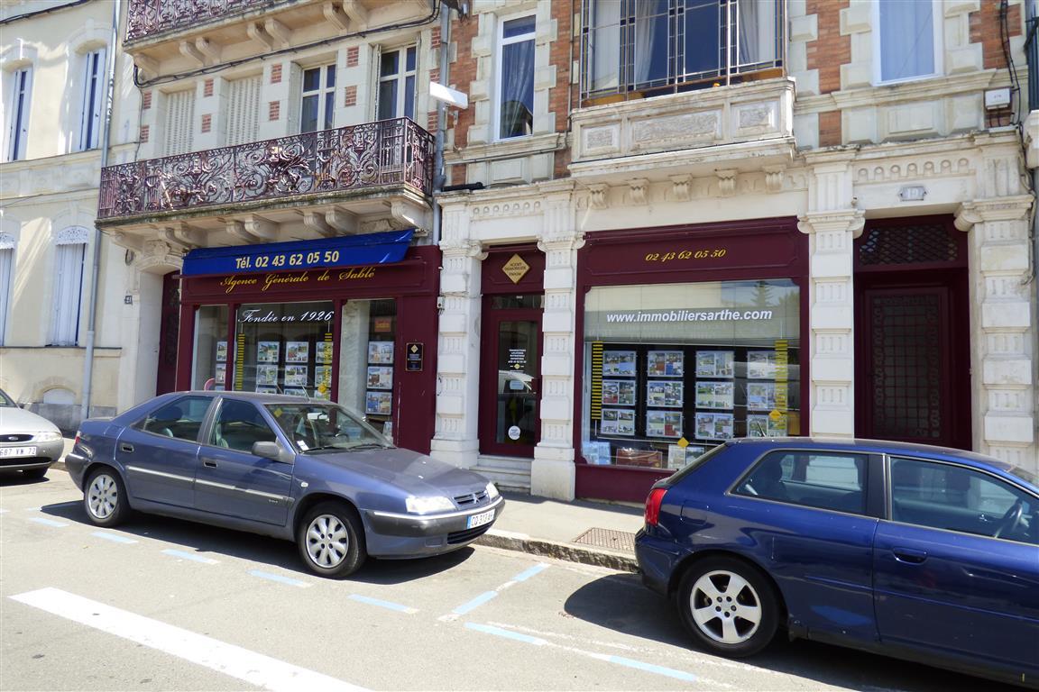 Notre agence immobilière à Sablé sur Sarthe